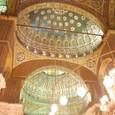 ドーム天井の装飾