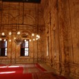 モスクの地下にはムハンマド・アリが眠る