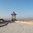 カイロ市内を見下ろす