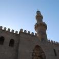 モスクとミナレット(尖塔)