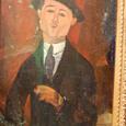 モジリアニ ポール・ギョームの肖像