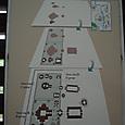 7~13世紀の祠堂配置の変遷図