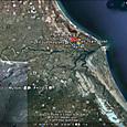 ミーソン遺跡とホイアンの位置