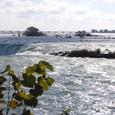 遥か水量調整ダムとカナダ滝