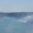 アメリカ滝とレインボー・ブリッジ