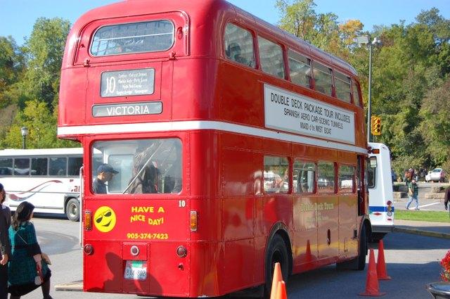 ナイアガラ観光バス