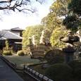 素晴らしい庭のお寺