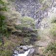 釜滝の柱状節理