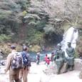 伊豆の踊り子と初景滝