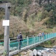 小鍋神社ちかくの吊り橋
