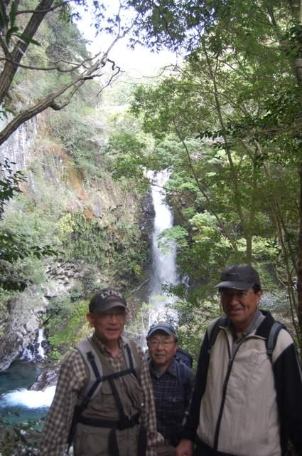 釜滝 岩ちゃん、小島さん、古河さん