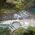 大滝の露天風呂