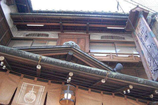 古い建物 囲炉裏茶屋(熱海)