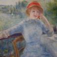 ルノワール アルフォンシーヌ・フルネーズの肖像