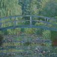 モネ 睡蓮の池 緑色のハーモニー