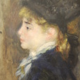 ルノワール マルゴの肖像