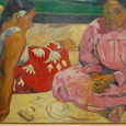 ゴーギャン タヒチの女たち