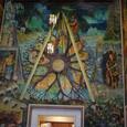 オスロ市庁舎壁画