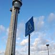 オスロ空港管制塔