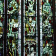セントメアリ教会 ステンドグラス