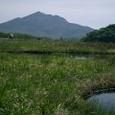 燧ヶ岳と池塘