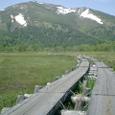 至仏山への道