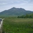 燧ヶ岳への道