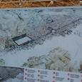 パムッカレ石灰棚とヒエラポリス復元図