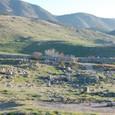 ヒエラポリス城壁跡