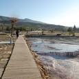 古代の温泉保養都市 パムッカレ
