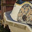 破砕タイル装飾 ジュジョールの作品