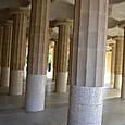 ドーリス式列柱廊 住民の為の市場を予定