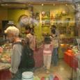 モンマルトルの雑貨屋
