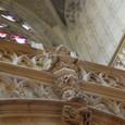 聖ヴィート教会内の彫像