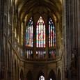 聖ヴィート教会 ボヘミアンステンドグラス