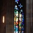 聖ヴィート教会 ミュシャのステンドグラス