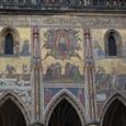 聖ヴィート教会 キリストと神聖ローマ皇帝