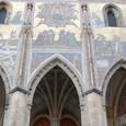聖ヴィート教会 壁画