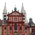 聖イジー教会 10世紀建造 城内最古