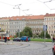 プラハ 旧市街に入りました