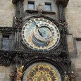 これが有名な中世の天文時計