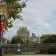 北米唯一の城壁都市