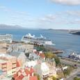 美しいケベックの港