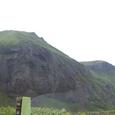 桃岩ちかくの断崖