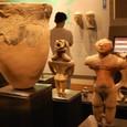 縄文土器と土偶