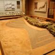 箸墓古墳模型