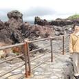 7~3万年前の噴火時の溶岩か