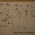 稲荷山古墳馬具装着想定図