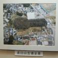 桜井茶臼山古墳全景