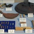 纏向太田微高地出土 木製鏃・銅製鏃